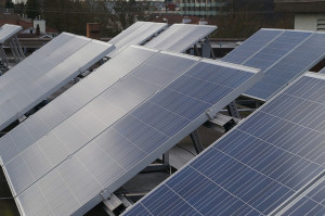 Burnaby Commercial Building Solar Power Installation