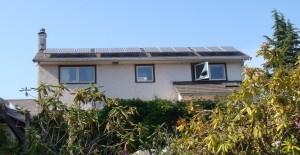 Burnaby Grid-tied Photovoltaic System with Battery Back-up