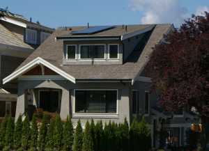Vancouver Grid-tied Micro-Inverter Photovoltaic System