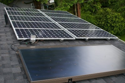 Sample VREC solar pool install