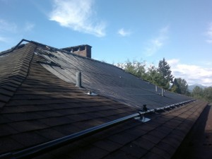 Burnaby Residence Solar Pool