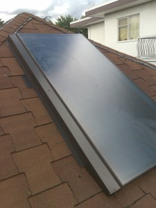 Vancouver Solar Domestic Hot Water