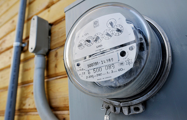 Photovoltaics and Net Metering with BC Hydro