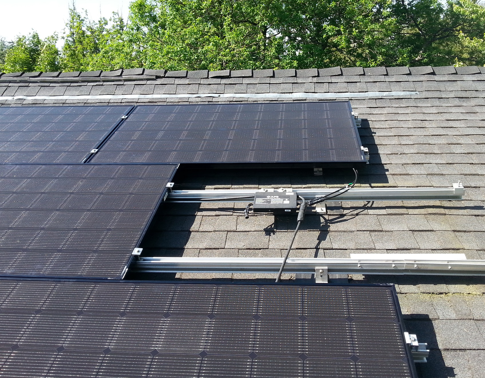 Vancouver Renewable Energy Solar Installations Addition Rv Panel Wiring Diagram Further System Higher Efficiency In